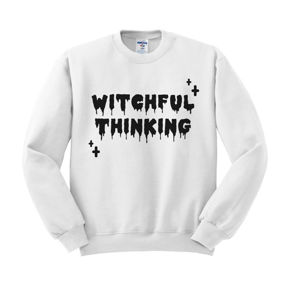 Image result for witchful thinking crewneck amazon
