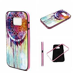 S6 Case,Case for S6,S6 Dream Case,S6 Cute Case,Carryberry 2 in 1 Hybrid Cases Skin For Samsung Galaxy S6 00007