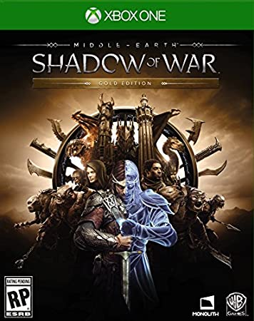 Middle-Earth: Shadow Of War Gold Edition - Pre-load - Xbox One [Digital Code]