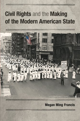 Search : Civil Rights and the Making of the Modern American State