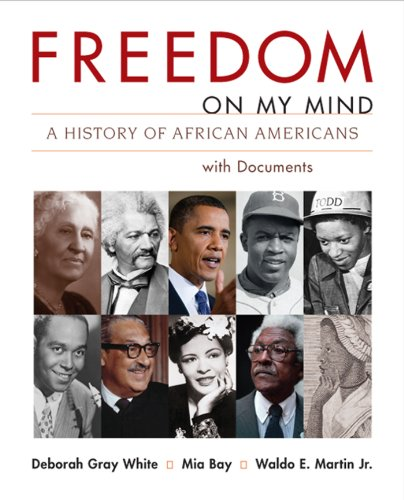 Search : Freedom on My Mind, Combined Volume: A History of African Americans, with Documents