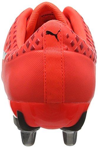 Orange Rugby Chaussures De Puma fiery Coral toreador Vigor black Evopower Homme H8 xHqwxnSZ0X