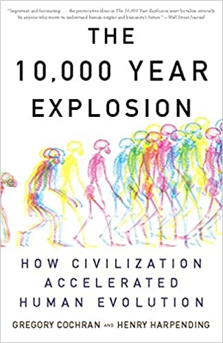 The 10, 000 Year Explosion: How Civilization Accelerated