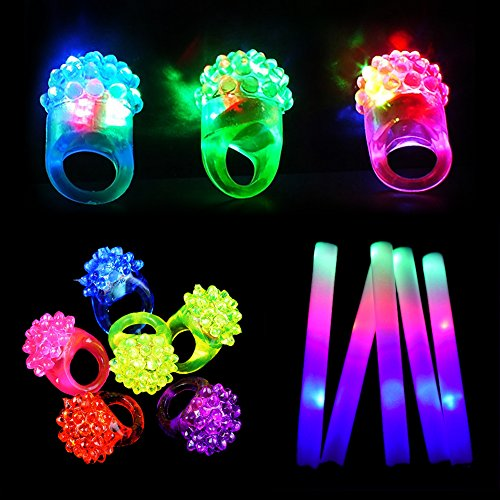 The 8 Best Light Up Rings Halloween For 2020 Asvon Reviews