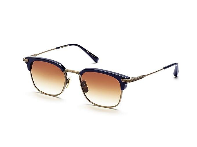 65f93652ba Dita Nomad DRX-2080-D-T-NVY-GLD-51 Sunglasses  Amazon.ca  Clothing ...