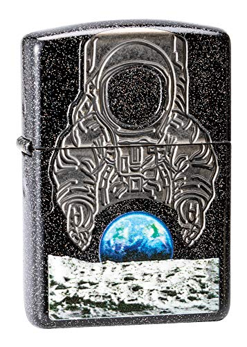 Zippo 2019 Collectible of The Year 50th Anniversary of Moon Landing Lighter ()