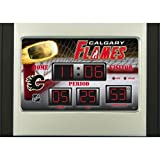 Best Fans With Pride Alarm Clocks - Calgary Flames Scoreboard Alarm Clock Review