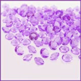 2000 Diamond Table Confetti Wedding Bridal Shower Party Decorations 1/3ct - Many Colors Available by Knextion