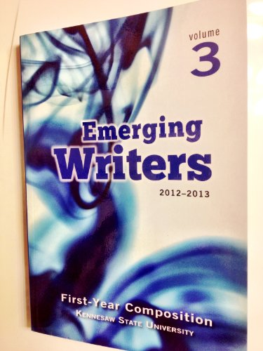 Emerging Writers