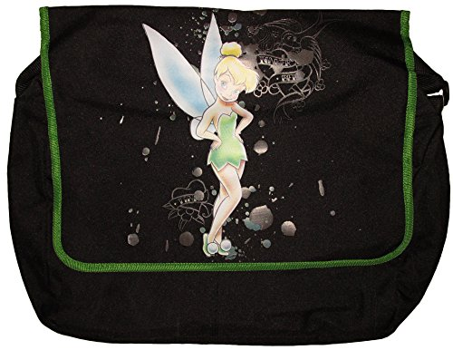 (Disney Tinkerbell Printed Messenger Bag)