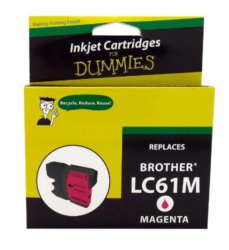 790 Inkjet - Green Project, Inc. LC61M Inkjet Cartridge Ink