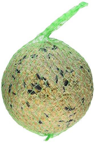 Bird Fat Wild Balls (Erdtmanns 7 By 4.5 By 4-Inch Suet Ball Packed In A Green Net Pet Treat, Xx-Large)