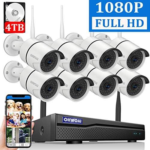 Security Wireless Pre Install OHWOAI Surveillance product image