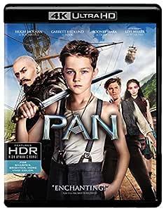 Pan [4K Ultra HD + Blu-ray + Digital HD]