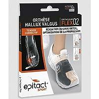 Epitact - Orthèse Hallux Valgus Epitheliumflex