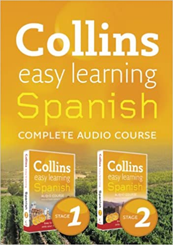Collins Easy Learning Audio Course: Complete Spanish (Stages