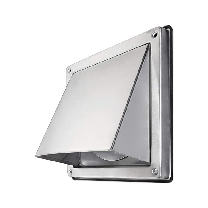 Amazon.com: Calimaero HWG - Rejilla de ventilación cuadrada ...