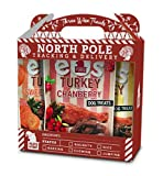 Plato Pet Treats--Turkey Holiday Box: Turkey With Pumpkin, Turkey With Cranberry, Turkey With Sweet Potato, All-Natural, Non-Gmo, No Artificial Flavors Or Preservatives, Made In Usa