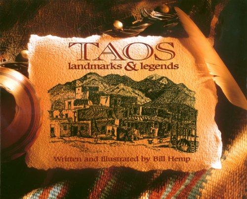 Taos: Landmarks and Legends (Colorado Pen Company)