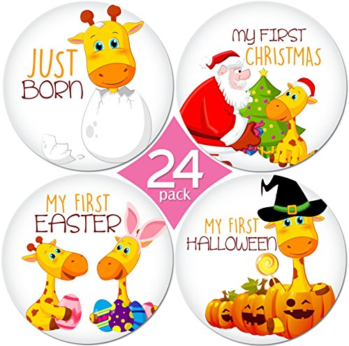 Stickers KiddosArt Stickers MILESTONES Milestone