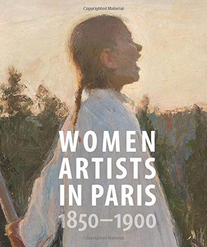 Image of Women Artists in Paris, 1850-1900
