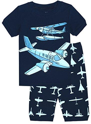 Pajamas Airplane Cotton Clothes Short product image