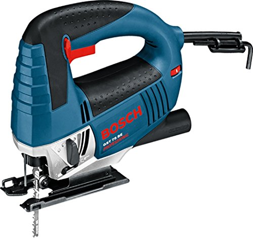 Professional Jigsaw - Bosch GST 75 BE Professional Jigsaw Top-Class Convenience in the Entry Level Class / 220 Volt , 60Hz , Europe C Type Plug