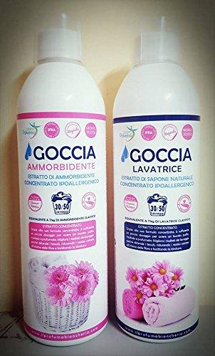 Suavizante y detergente lavadora ipoallergenici perfumadas: Amazon ...