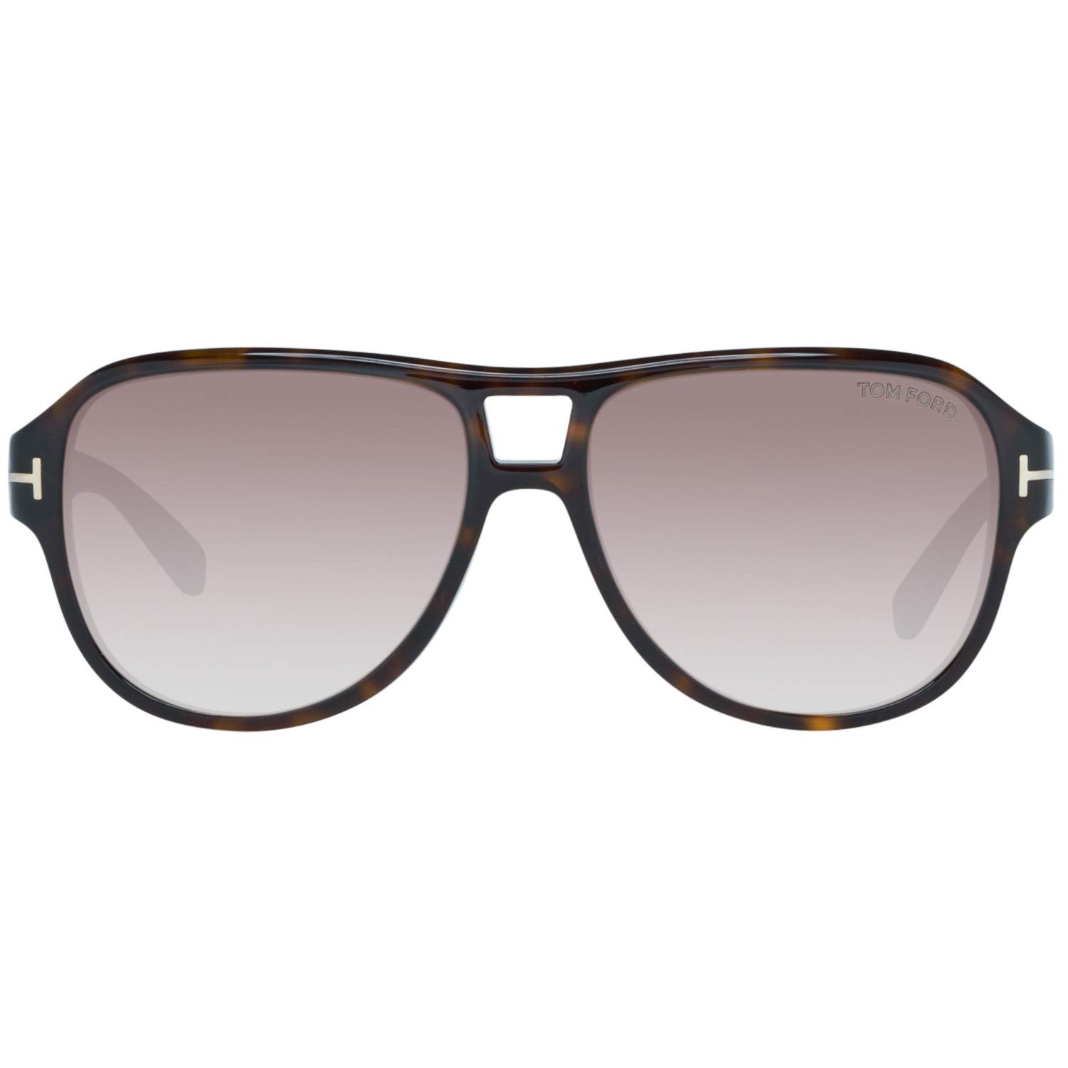 8389e55090a Amazon.com  Tom Ford Sunglasses TF 446 Dylan 52K Havana 57mm  Clothing