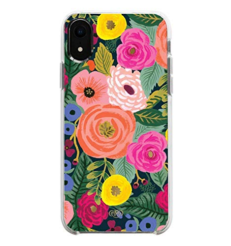 Rifle Paper Co. Phone Case Compatible with iPhone XR - Juliet Rose