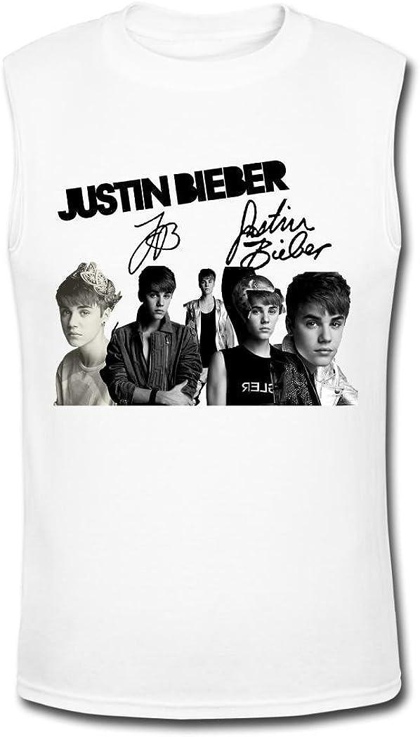 lowcai Hombres de Justin Bieber Popular funda Fashion sin ...