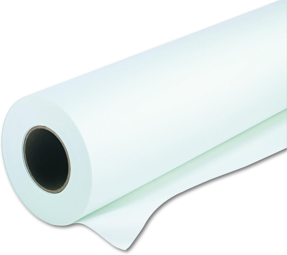 "HP Q6627B Designjet Inkjet Large Format Paper, 55 lbs, 36"" x 100 ft, White"
