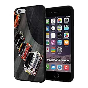 NASCAR RACING ACTION,Cool iphone 5 5s Smartphone Case Cover Collector iphone TPU Rubber Case Black