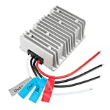 uxcell Voltage Converter Regulator DC/DC DC 12V Step-Up to DC 28V 15A 420W Power Boost Transformer Waterproof