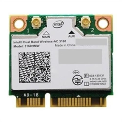 Intel 3160 Wireless Bluetooth Supports