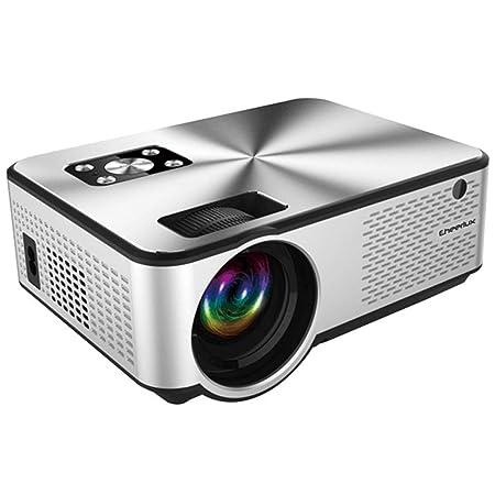 zyl Mini proyector, proyector de Cine en casa C9, proyector ...