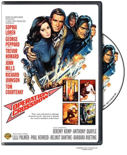 Operation Crossbow by Warner Home Video