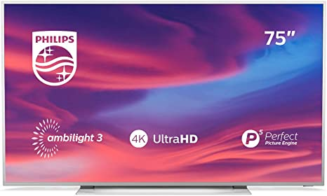 Televisor Philips 75PUS7354/12: Philips: Amazon.es: Electrónica