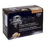 Bradley Smoker Brown Plastic Maple Flavor Bisquettes (Case of 120)
