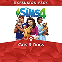 The Sims 4 Cats & Dogs - PS4 [Digital Code]