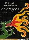 15 légendes extraordinaires de dragons par Rachmuhl