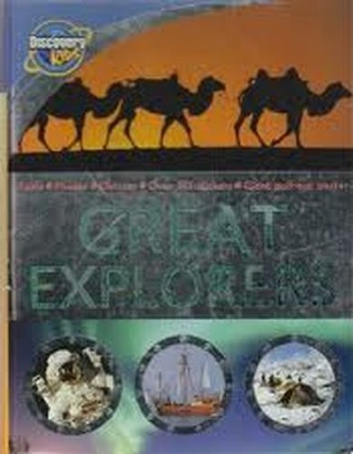Download Great Explorers (Discovery Kids) ebook