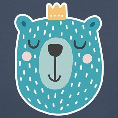 Dressdown Smiley Face Bear 3-24 Months Baby//Toddler T-Shirt
