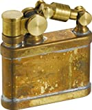 Steampunk Oil Lighter Duke1 Made in JAPAN Antique Wild Brass Stylish Japanese