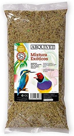 Arquivet Mixtura exóticos 1 kg - 1000 gr