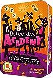 Asmodee - DETECT01 - Jeu de réflexion - Detective Academy