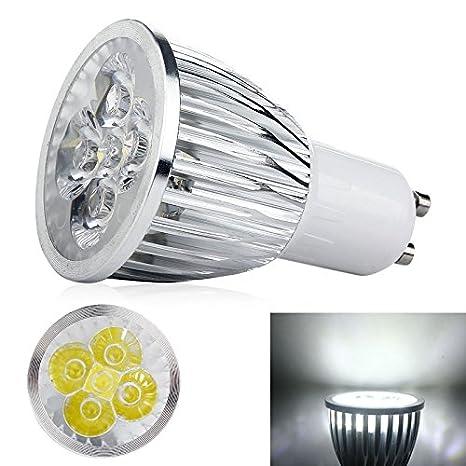 Bombillas LED E27/GU10/MR16, regulables, de alta potencia, 3 x