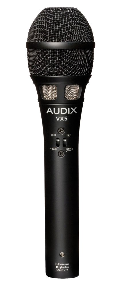 Microfono Audix VX5 Condenser , Super-Cardiod...