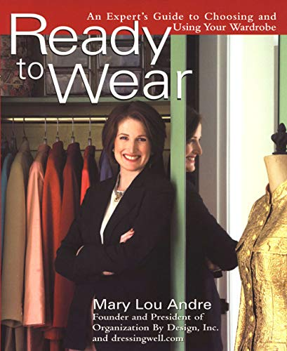 Pdf eBooks Ready To Wear: An Expert's Guide to Choosing and Using Your Wardrobe
