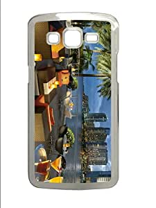 Samsung Gcovers cafe sambal miami PC Transparent case/cover for Samsung Galaxy Grand 2/7106
